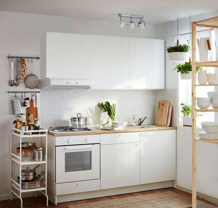 Oltre 25 fantastiche idee su Cucine in bianco e nero su Pinterest ...