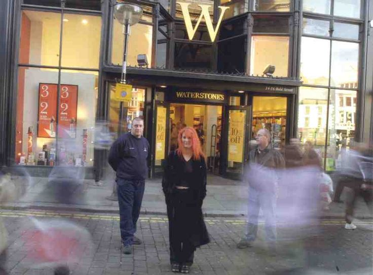 The Liverpool Time Slips The True Story Of Mysterious Occurences In Bold Street