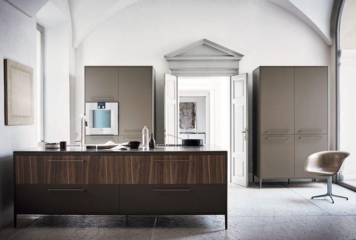 UNIT kitchen by Cinzia Cumini and Vicente Garcia, akaGarcìa Cumini forCESAR.