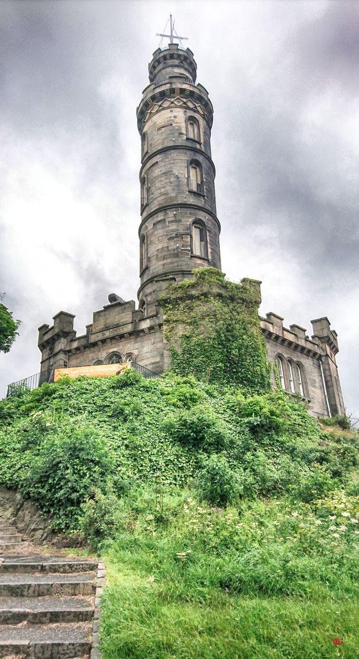 Nelson Monument. Edinburgh