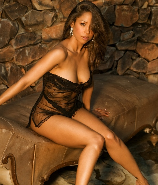 Pity, stacey dash lingerie something