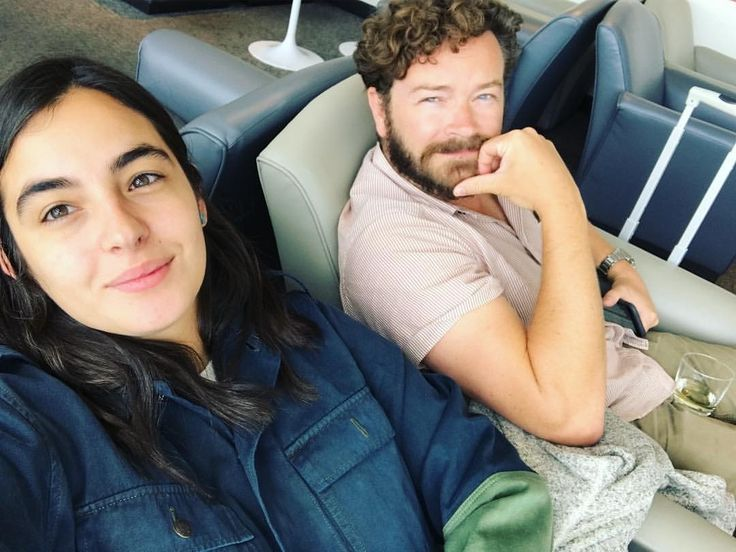 Spending my birthday with this blue eyed beauty. Thank you for all the kind wishes.   = @lucytwobows | Alanna Masterson (and Danny Masterson) from The Walking Dead