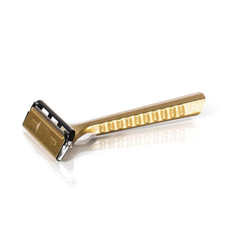 Kai S-Gold Disposable Single Blade Razor, 10 Pack