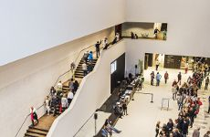 Foyer LWL-Museum für Kunst und Kultur