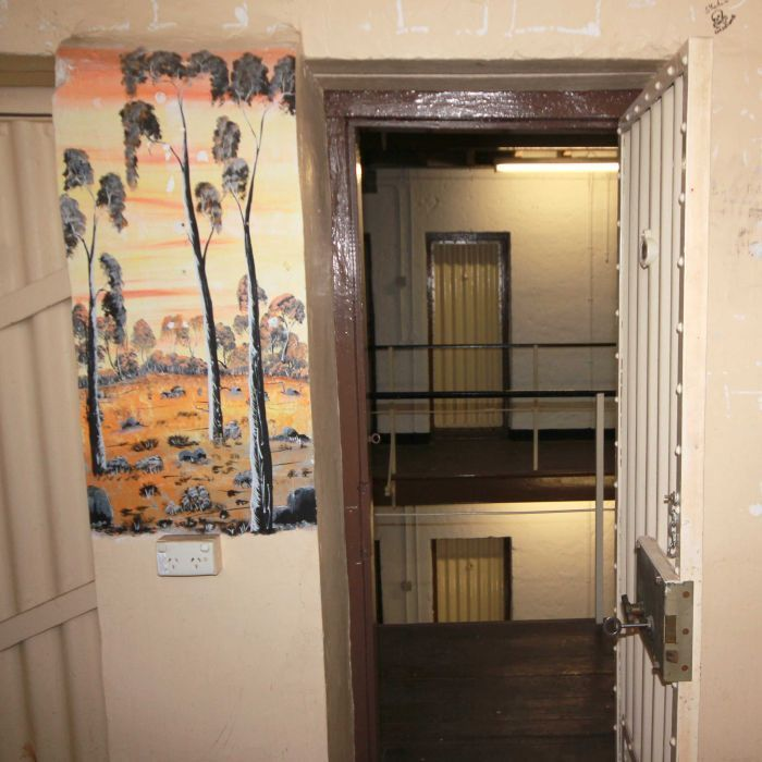 The first study of hundreds of poems and pictures scrawled on the walls of one of Australia's oldest convict prisons sheds light on the inmates' day-to-day hardships.