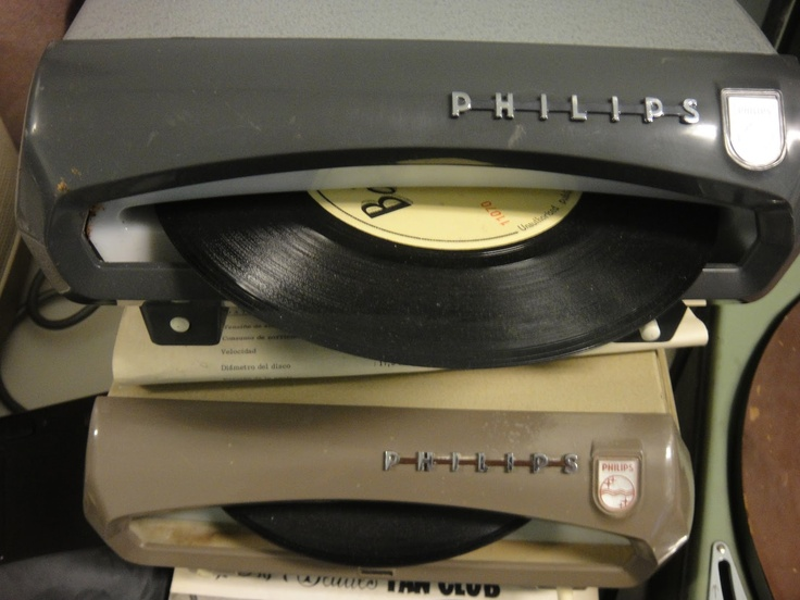 Quot Philips In Car Record Player The Luxury Of The Sixties