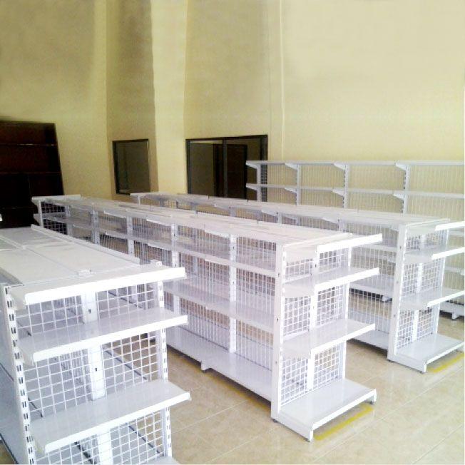 Roda Teknik Steel adalah perusahaan yang bergerak di bidang perlengkapan supermarket.