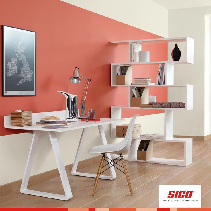 SICO PAINTS  Office Colour Inspiration from Sico Paints Colours used ...