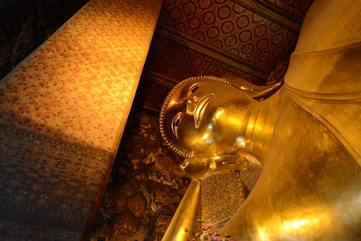 Wat Pho, Bangkok, Thaïlande  © Julien Delfosse