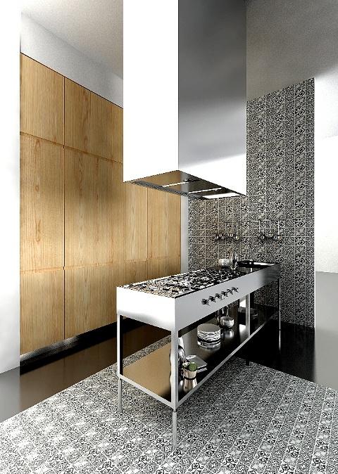 Slim Kitchen - Elmar Kitchen - Ludovica + Roberto Palomba