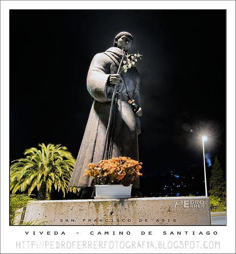 San Francisco de Asís - Viveda - Cantabria - Camino de Santiago