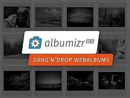 Albumizr - Drag 'n' Drop Web Albums