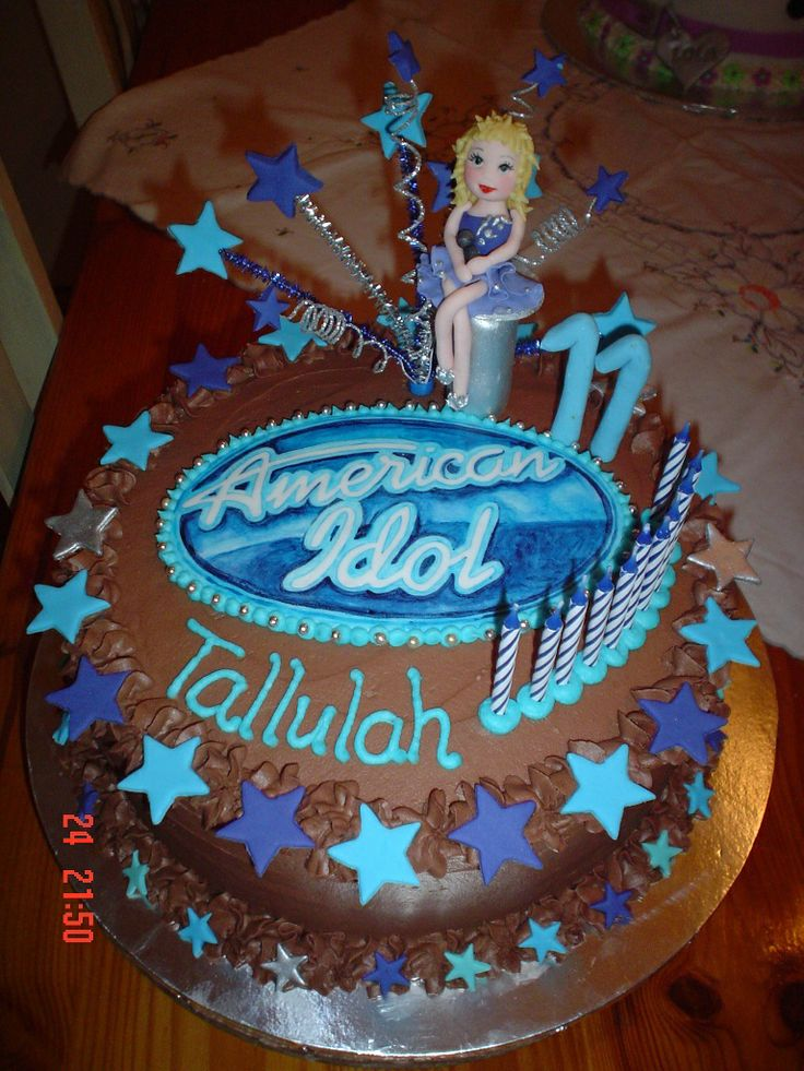 37 Best Images About American Idol Party Ideas On