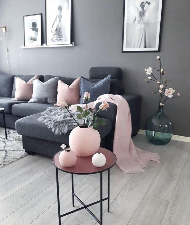 account suspended  comfy living room design pink living