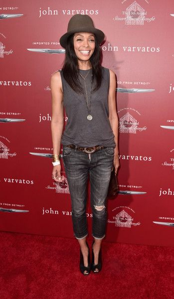 Tamara Taylor Photos Photos - Actress Tamara Taylor attends the John Varvatos 13th Annual Stuart House benefit presented by Chrysler with Kids' Tent by Hasbro Studios at John Varvatos on April 17, 2016 in Los Angeles, California. - John Varvatos 13th Annual Stuart House Benefit Presented by Chrysler With Kids' Tent by Hasbro Studios - Arrivals