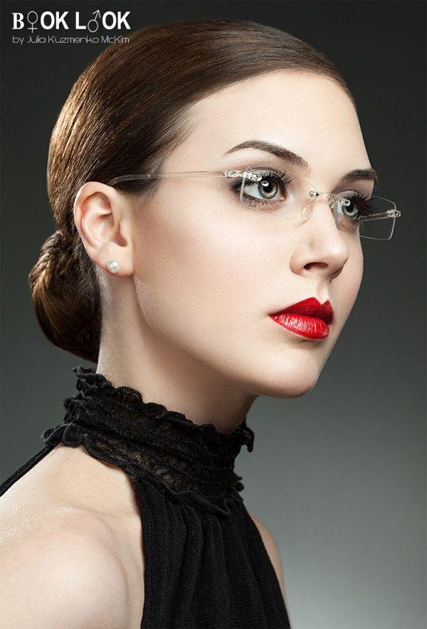 Tori & Glasses by Julia Kuzmenko McKim on 500px