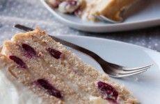 Réteges gluténmentes ünnepi torta