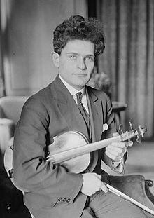 ToschaSeidel,violin