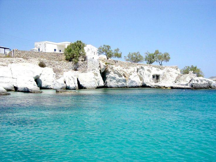 Beautiful, Kimolos, Greece