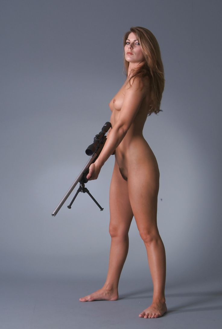 Naked girls with guns pictures exploited scenes