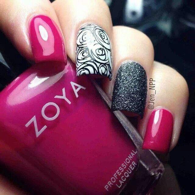 Nail art - http://yournailart.com/nail-art-302/ - #nails #nail_art #nail_design #nail_polish