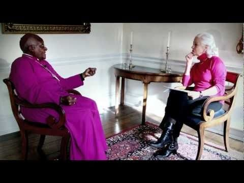 TalkWorksSpecial: Desmond Tutu and Scilla Elworthy in conversation about trust and nuclear