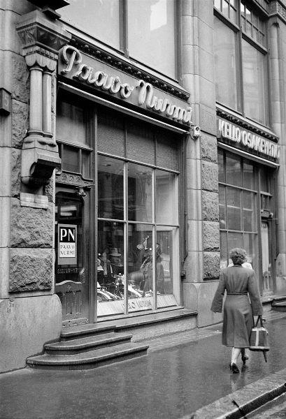 Helsinki 1950-luku - SUOMEN VALOKUVATAITEEN MUSEO