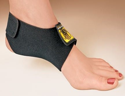 Plantar Fasciitis Wrap. Because what nurse doesn't get it eventually?