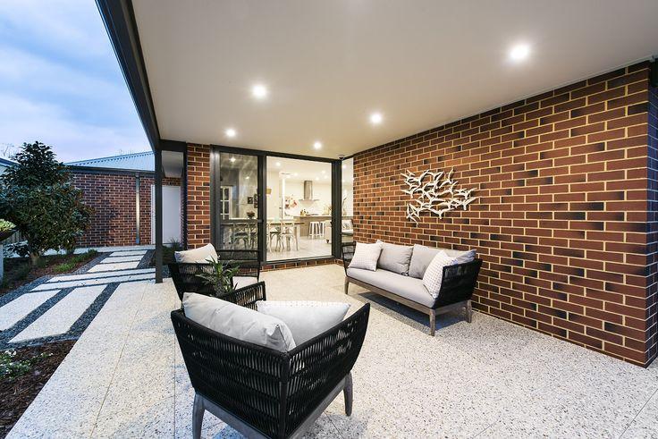 Alfresco - Homebuyers Centre Display Home - Ellenbrook, WA Australia