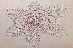 PAP Flor de Crochê