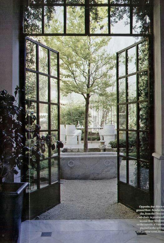 Puerta Vidrio Repartido Mi Casa Puertas De Vidrio Puertas