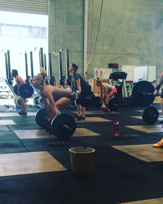 Here's our parents and bubs session getting their cleans on!! Great to see everyone really stepping it up. So proud of all these amazing women! #crossfit #crossfitwomen #fitmums #osbornepark #sfgymwestcoastcrossfit #sfgymadaptandovercome