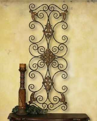 114 best Home Decor: Iron/Metal Work images on Pinterest | Metal ...