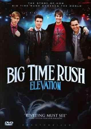 Big Time Rush: Elevation (DVD)