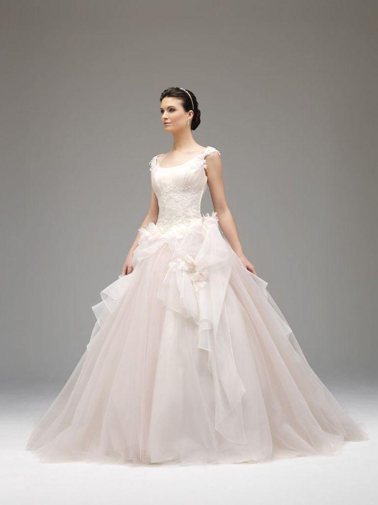 robe seychelles annie couture 2014 ivoire et vieux rose pastel mariage pinterest. Black Bedroom Furniture Sets. Home Design Ideas