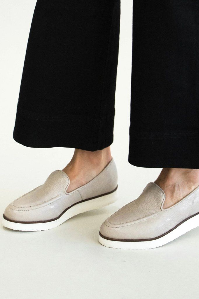 3f8f6e8d ROOLEE Ribbed Loafers | Love shoes ❤ | Loafers, Leather slip ons y Shoes