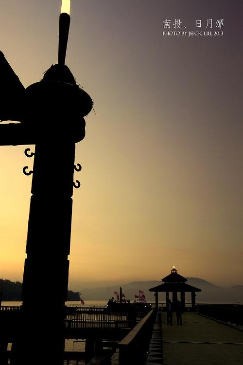 台灣,南投,日月潭 Sun & Moon Lake, Nantou, Taiwan