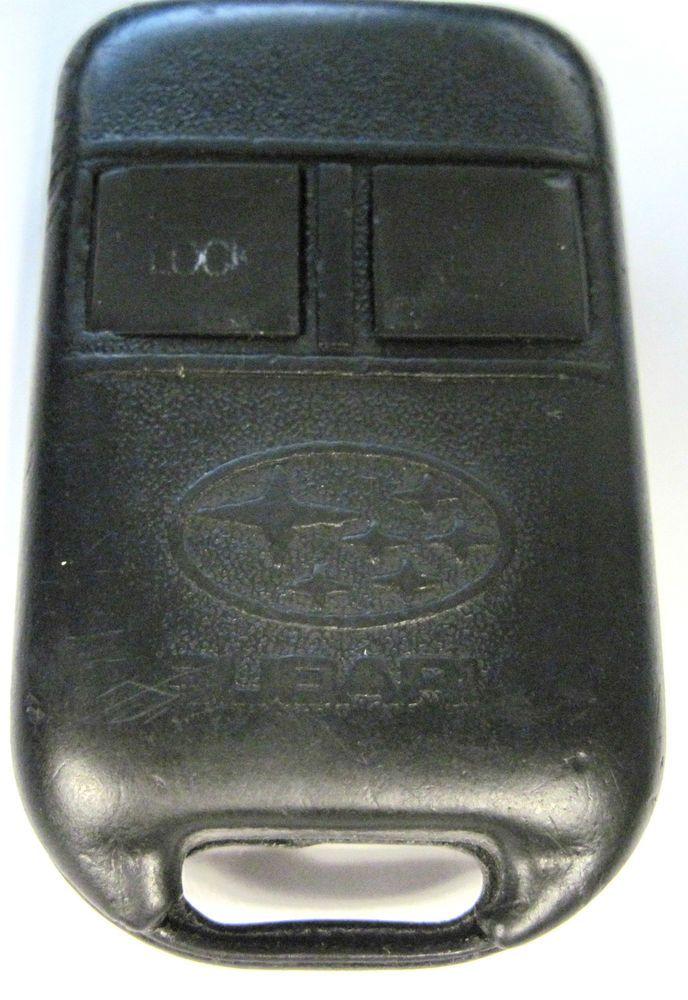 1999 Subaru Outback Remote Keyless Entry Used Key Fob 88035ac230