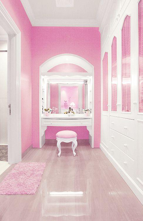 Begehbarer kleiderschrank rosa  Die 213 besten Bilder zu Victoria Secret... auf Pinterest