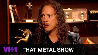 That Metal Show | Kirk Hammett on the Decision to Join Metallica | VH1 -  Click link to view & comment:  http://www.afrotainmenttv.com/video/that-metal-show-kirk-hammett-on-the-decision-to-join-metallica-vh1/