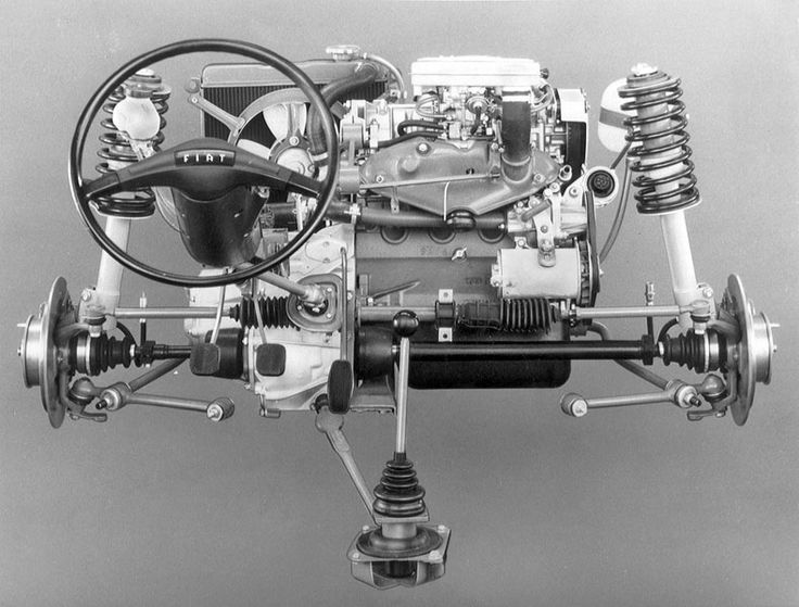 Fiat 128 – S předním pohonem | Automobil Revue