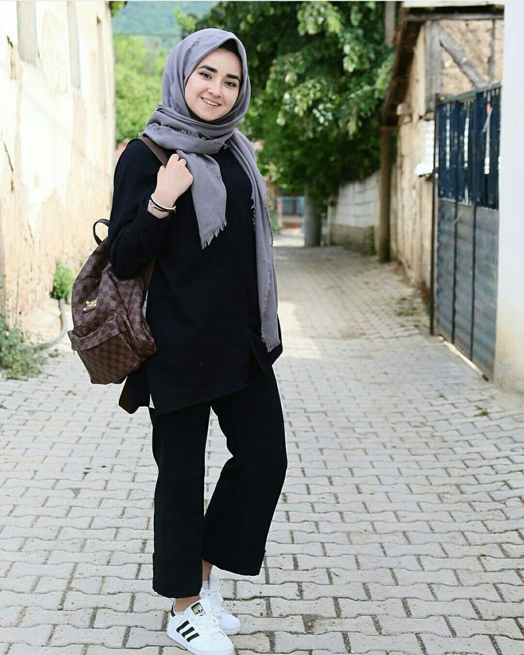 Nisanurokur | Attire | Pinterest | Hijab outfit Ootd and ...