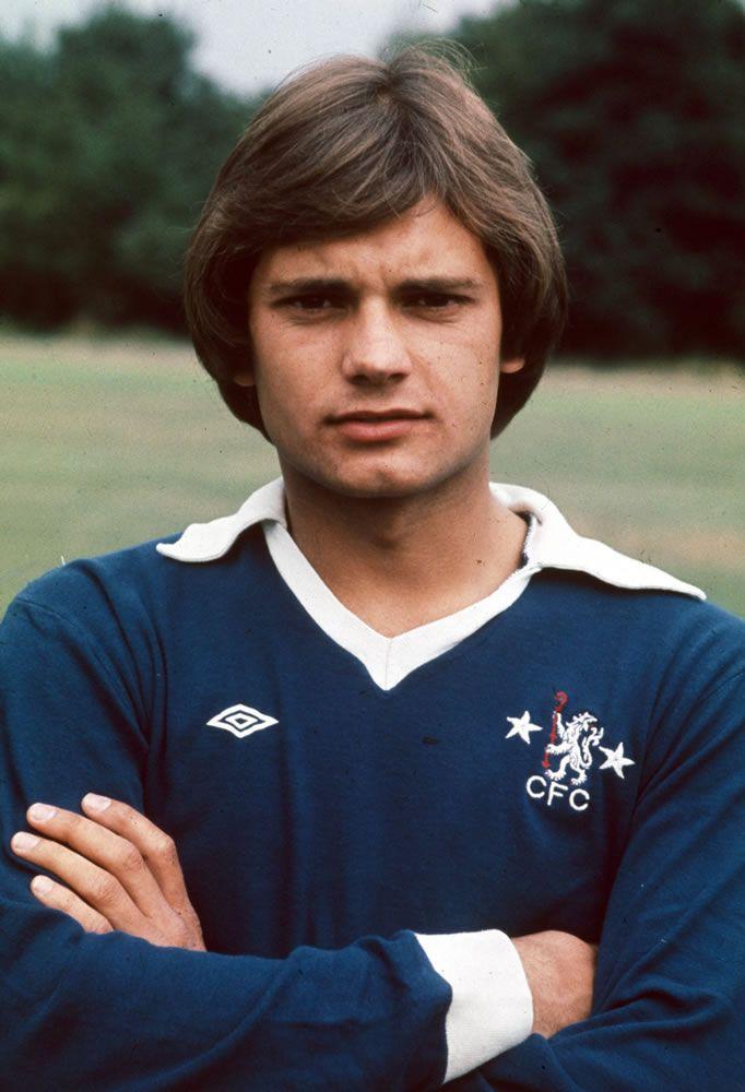 Ray Wilkins Chelsea 1976