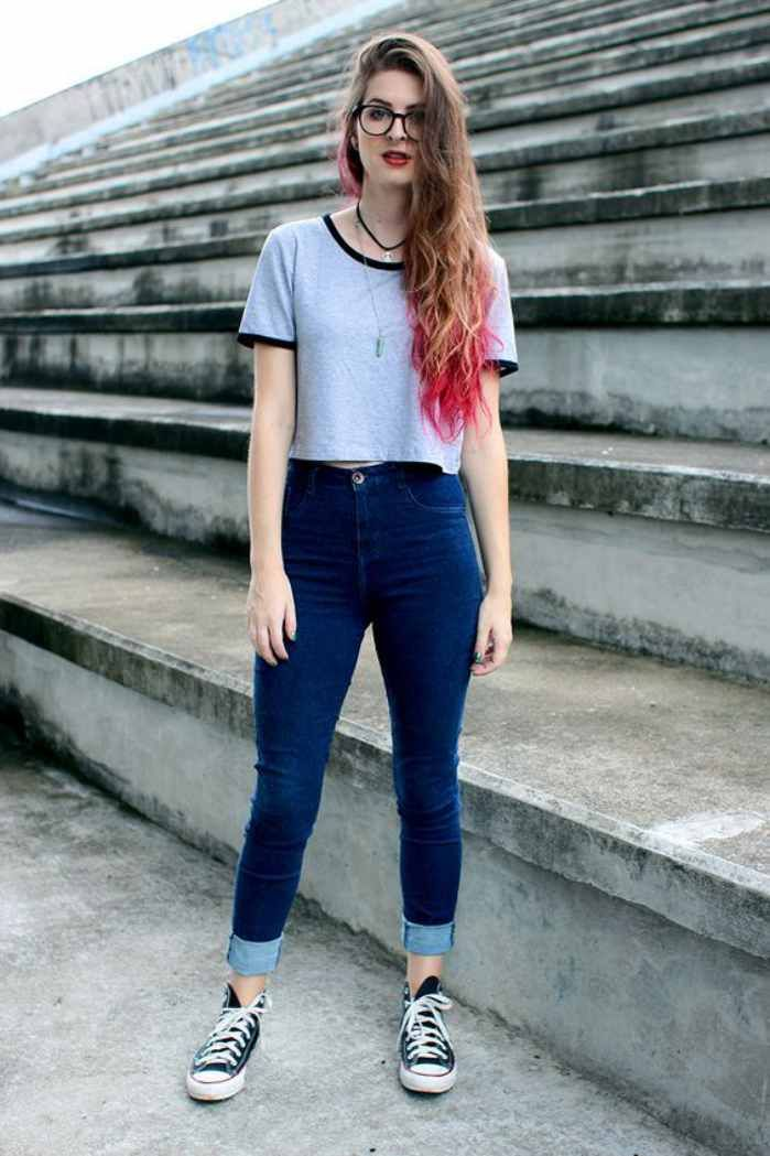 Cheap High Waisted Skinny Jeans