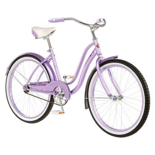 """*Free assembly for all store and order pick up purchases for bikes 20"""" and up!<br><br>Like all Schwinn bikes the Legacy has a limited lifetime warranty for as long as you own the bike. A sweet ride on a sweet bike. Comfort is built in with a spring Schwinn seat and upright riding position. The look is complete with coordinating fenders, seat and chain cover. The riding is easy with no gears or cables to worry about. The Legacy defines the Schwinn experience, easy simple ..."""