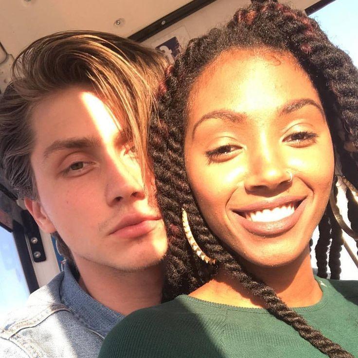 Gorgeous interracial couple #love #wmbw #bwwm #swirl #lovingday #relationshipgoals
