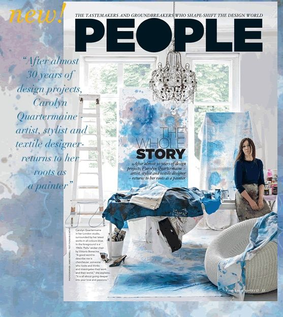 quartermaine design images | Carolyn Quartermaine- Design, art diection, ... | Palette: Into the...