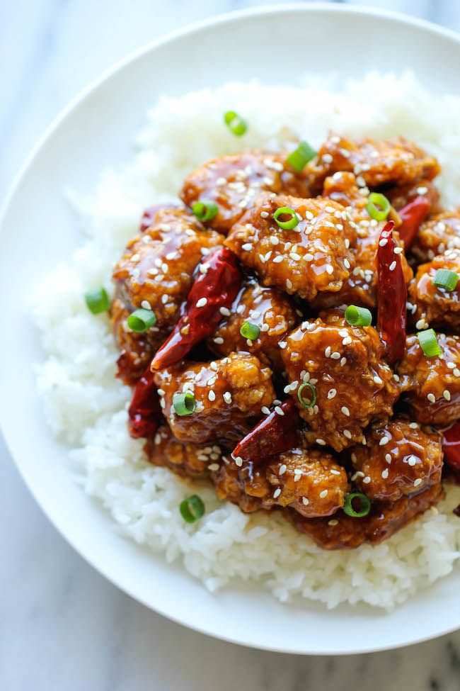 lighter general tso s chicken general tso s chicken tso chicken ...