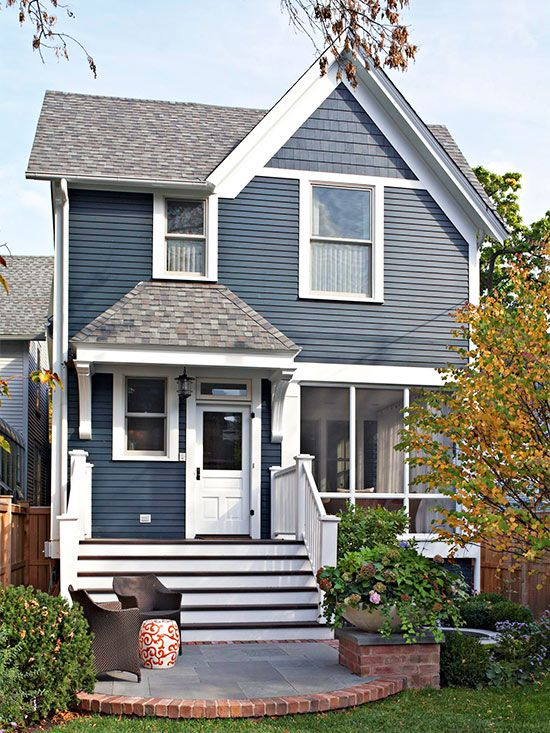 How To Choose Siding Colors Creative A Month And Walkways
