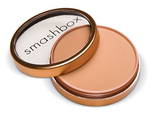 Smashbox SunTAN matte bronzer.This gets tons of press as it's Kim Kardashian's bronzer. It's used as a contour and is perfect for that. It's semi-matte, (if you look closely, there is sheen that's unnoticeable when buffed on skin) with the right depth and tone. Those who find TF chocolate soleil muddy on them or BE warmth too unsophisticated will love this.